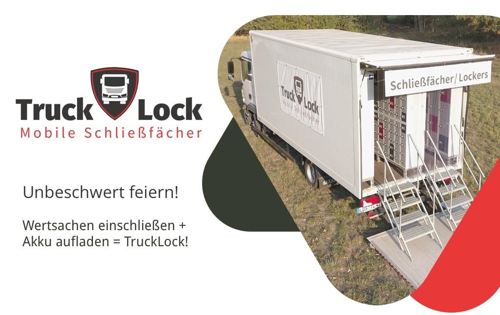 Truck-Lock | Rent a locker